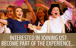 Interested in joining? Become part of the experience...
